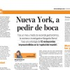 NUEVA YORK, A PEDIR DE BOCA