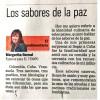 GASTROCHAVISMO; LOS SABORES DE LA PAZ