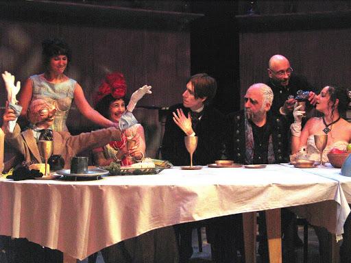 Foto:Adaptación de la obra para teatro en Nueva York, por Candice Burridge, David Zen Mansley and Jon Vomit