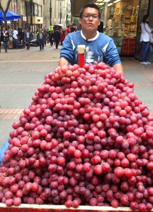 Uvas chilenas