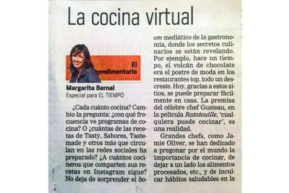 cocina virtual